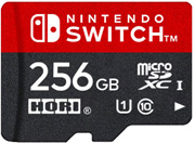 マイクロSDカード256GB for Nintendo Switch